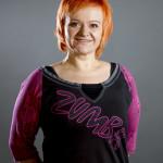 Anna Łabno - instruktor fitness zumba