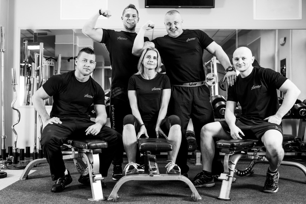 Instruktorzy Fitness Klub Forma