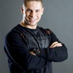 Mateusz Odroniec - instruktor siłowni